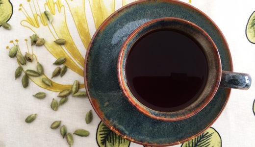 カルダモンコーヒーとカルダモンココアはいかが?/うっかりカルダモンを買いすぎたので、欲しい方に差し上げます